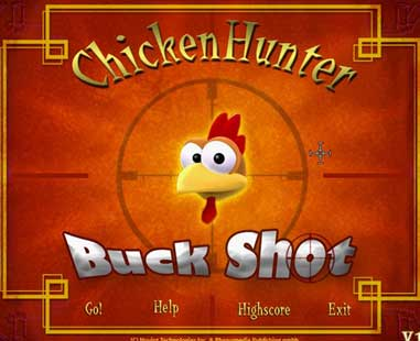 Chicken Hunter Buckshot